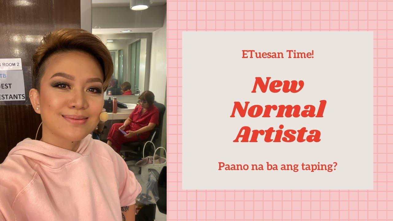 NEW NORMAL ARTISTA