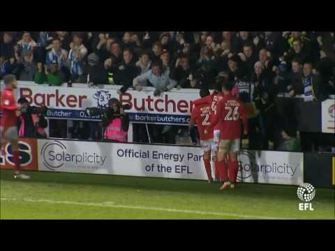 GOALS! Town's Championship strikes with Oggy's commentary - part two!