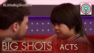 Little Big Shots Philippines: Uno | 4-year-old Multi-Talented Charmer