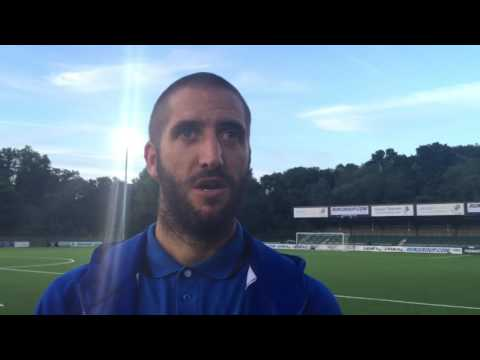 Post Match Interview with Phil Baker