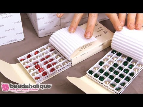Swarovski Crystal Fall/Winter 2019-20 Collection Unboxing