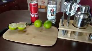 Набор бармена с Алиэкспресс, обзор