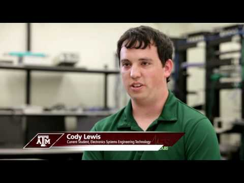 Electronic Systems Engineering Technology Undergraduate Program - TAMU