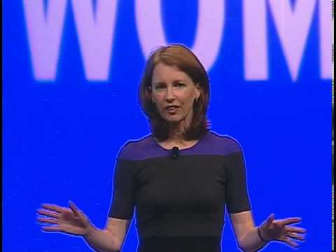Gretchen Rubin at Texas Conference for Women