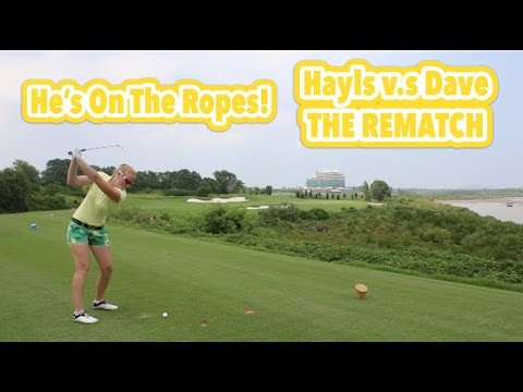 DAVE'S ON THE ROPES! | THE GOLDEN FAIRWAYS REMATCH |PART 3