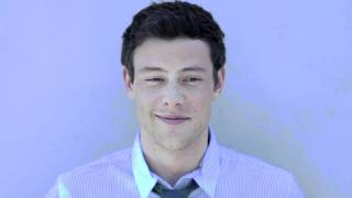 Cory Monteith is Straight But Not Narrow