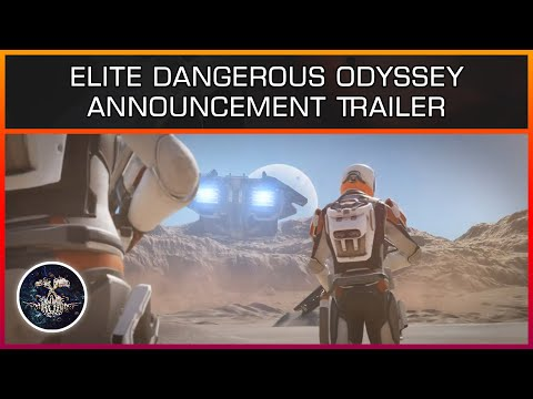 Анонс Elite Dangerous Odyssey - Новости по Elite: Dangerous