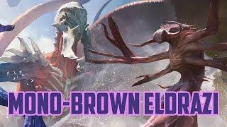 Paint It Brown (Mono-Brown Eldrazi, Standard) – Stream Highlights