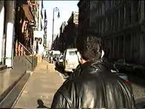 SoHo NYC, 1997, World Trade Center and Taxi Pt. 1