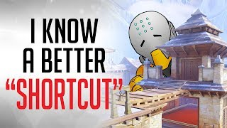 Top 10 Hardest Shortcuts in Overwatch