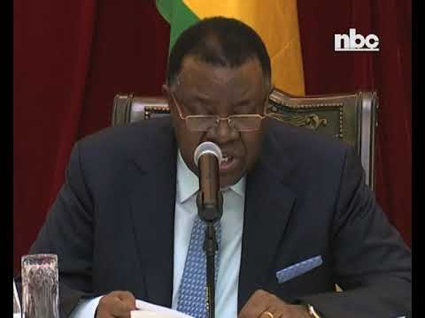 President Geingob appoints Ancestral Land Rights Commission - NBC