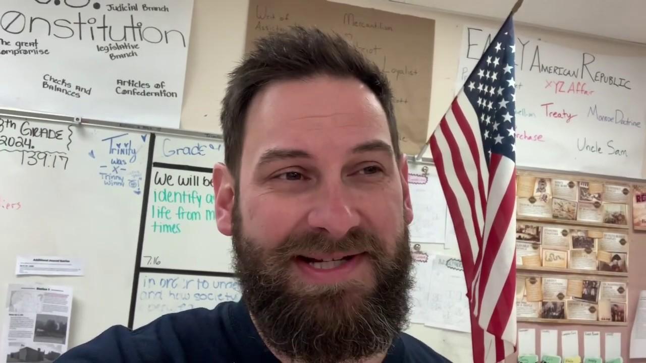 Video Blog: Last Day of School