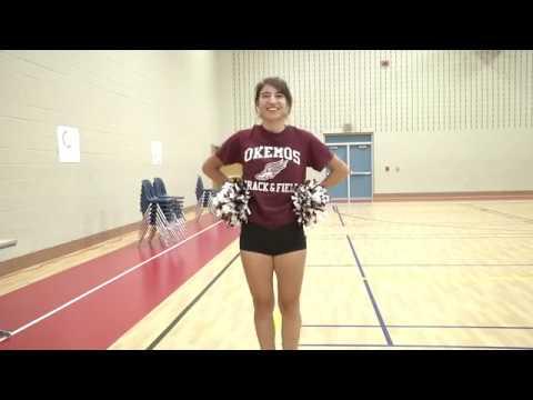 Okemos High School gets new cheer coach