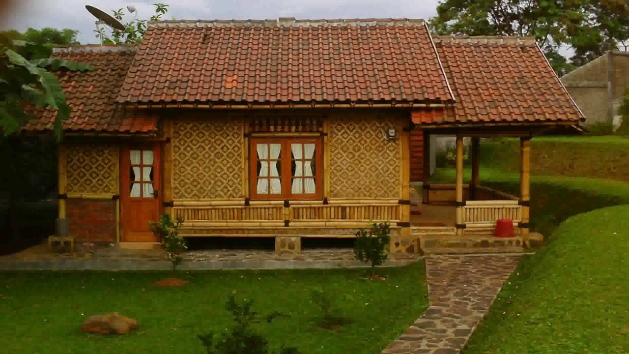 Modern Native House Design Of Modern Native House Design In The Philippines Youtube