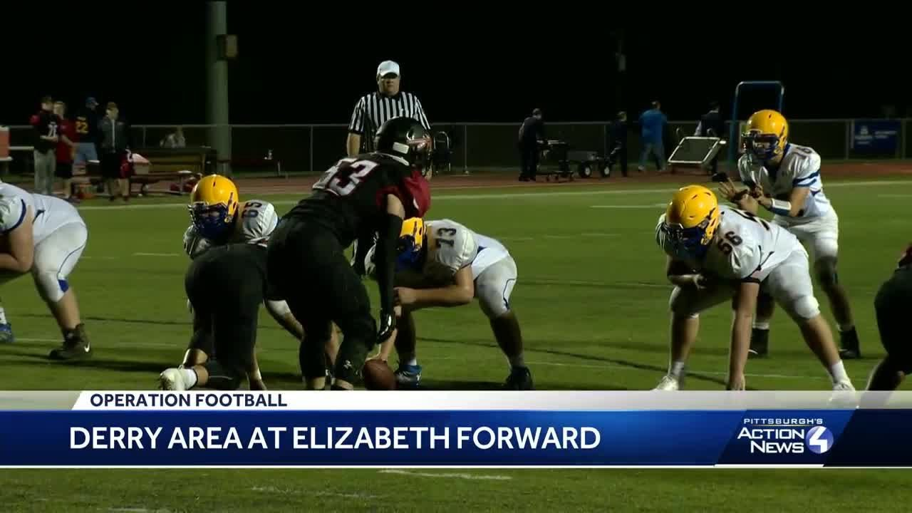 Operation Football Highlights Elizabeth Forward Holds Off Derry