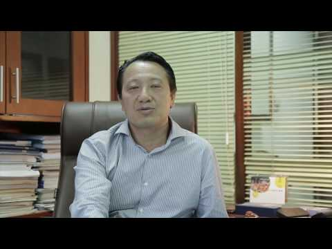 Interview with Vietnam Chevening Alumni - Nguyen Quang Vinh