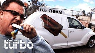 Andy construye un coche de helados   Chatarra de oro   Discovery Turbo