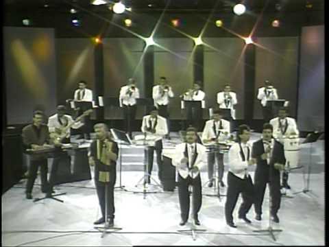 MAGIA CARIBEÑA Y NINO SEGARRA CANCION: ESA MUJER , EN HORA ESPECIAL Canal 8, 1991