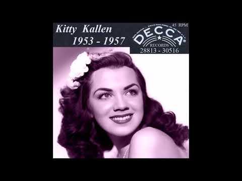 Kitty Kallen - Decca 45 RPM Records - 1953 - 1957