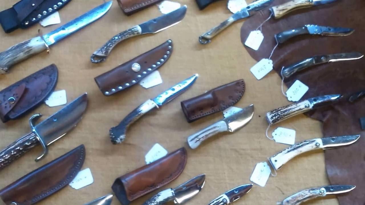 salon du couteau d 39 art nyons 7 et 8 mars 2015 youtube
