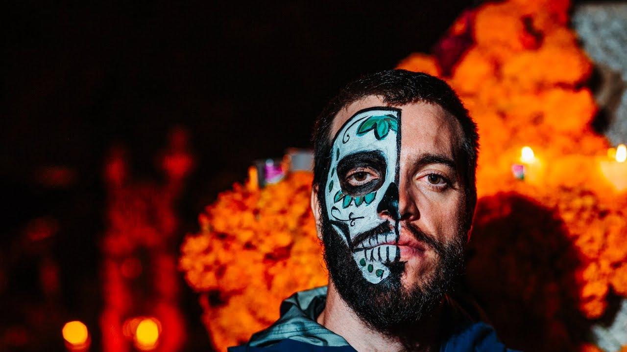 NOTTE CON GLI SPIRITI MESSICANI   Dia de los Muertos   Messico