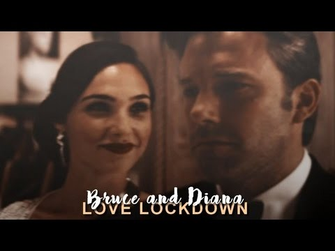 bruce & diana | love lockdown