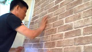 Decowall: How to Apply Sticky Back Wallpaper
