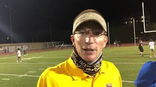 St. Francis coach, months after cancer goes into remission, celebrates epic win over De La Salle.
