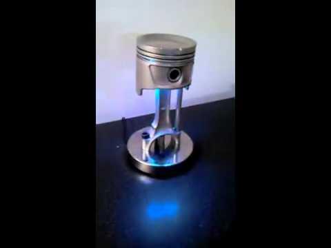 Lampara piston led youtube - Lamparas solares de led ...