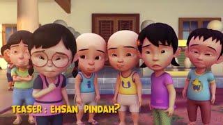 Upin Ipin Terbaru 2019 : Ehsan Pindah Rumah