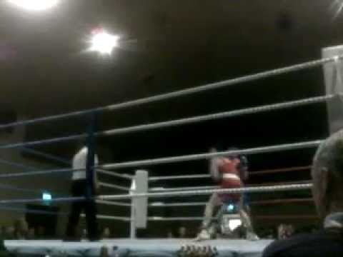 Christopher Mc Peake (RED) V Patrick Bradley (BLUE) P1