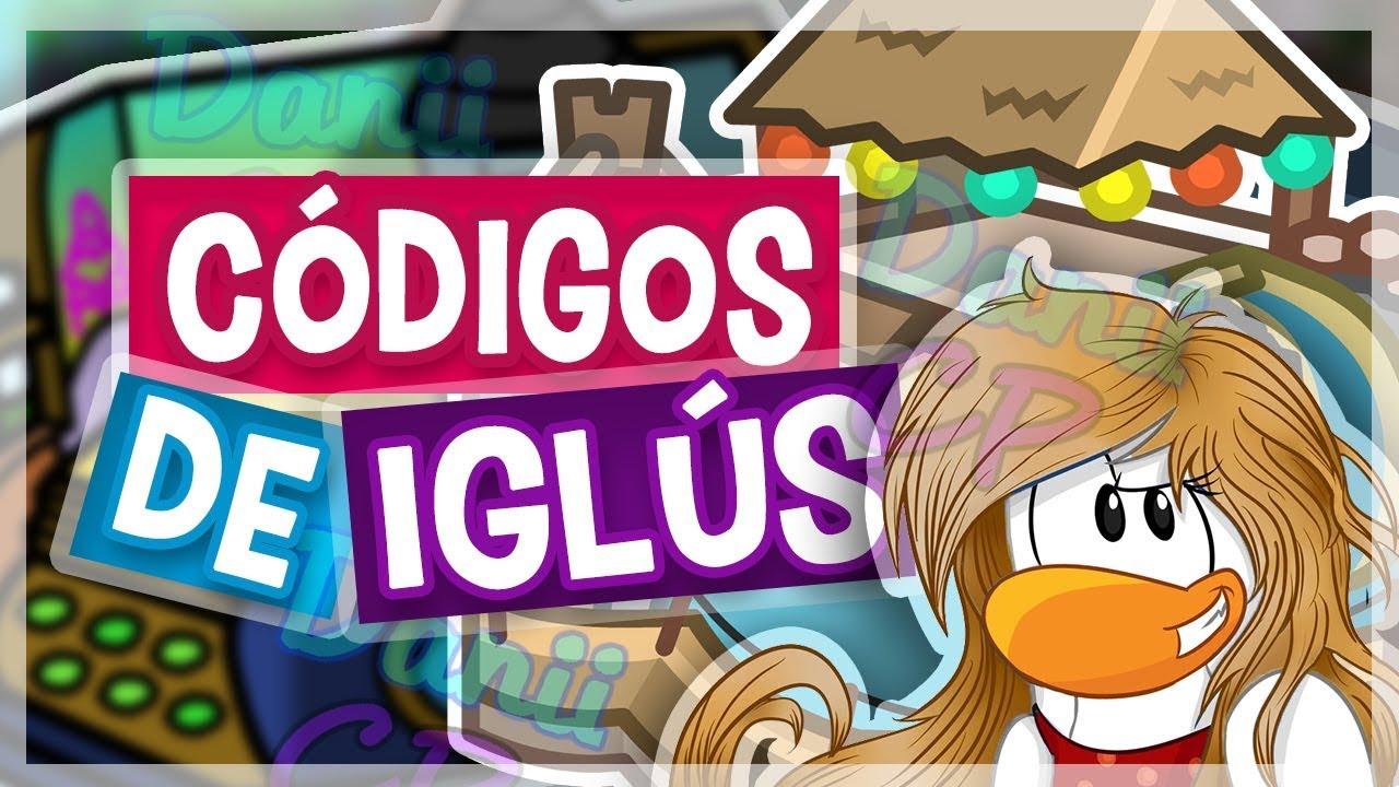CÓDIGOS DE IGLÚS! (Free Penguin) - Danii CP - YouTube
