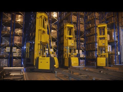 Automated VNA for Prysmian Group