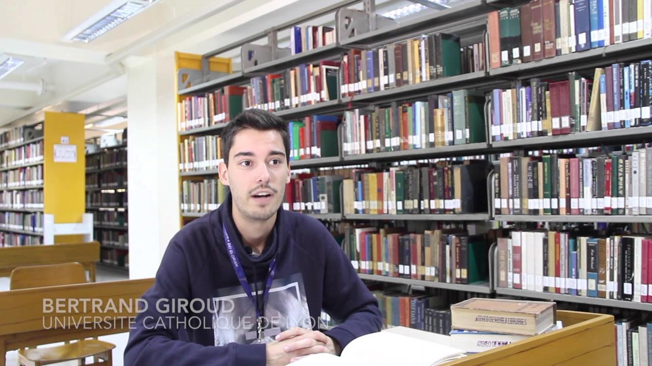 International students speak about Ateneo