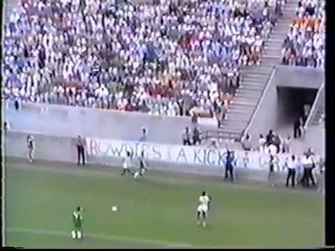 NY Cosmos at Tampa Bay Rowdies NASL Soccer 6/6/76