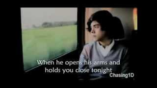 MORE THAN THIS -ONE DIRECTION with lyrics (Music Video fanmade)