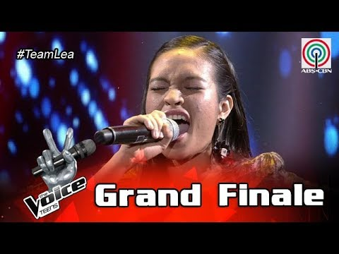 The Voice Teens Philippines Grand Finale: Mica Becerro - Div