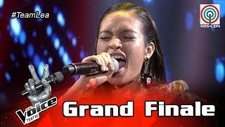 The Voice Teens Philippines Grand Finale: Mica Becerro - Diva Dance