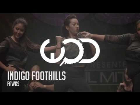 Indigo Foothills by Fawks