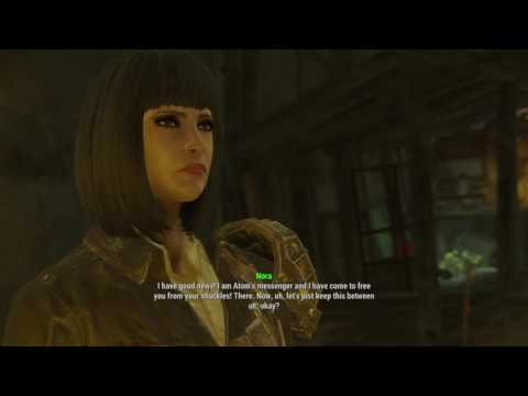 Courtenay Taylor's Voice Acting in Far Harbor is Excellent Part 2