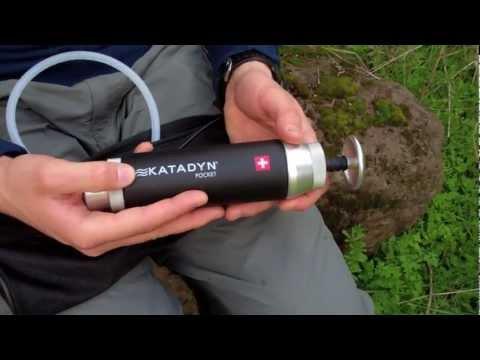 Katadyn Pocket Filter | Review