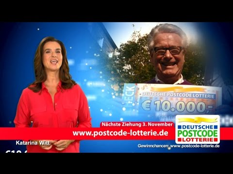 Gewinnen Und Helfen Mit Der Deutschen Postcode Lotterie