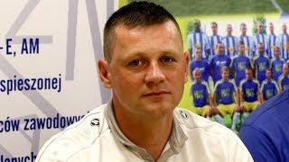 Truszkowski i Malinowski o meczu z MKS Ciechanów