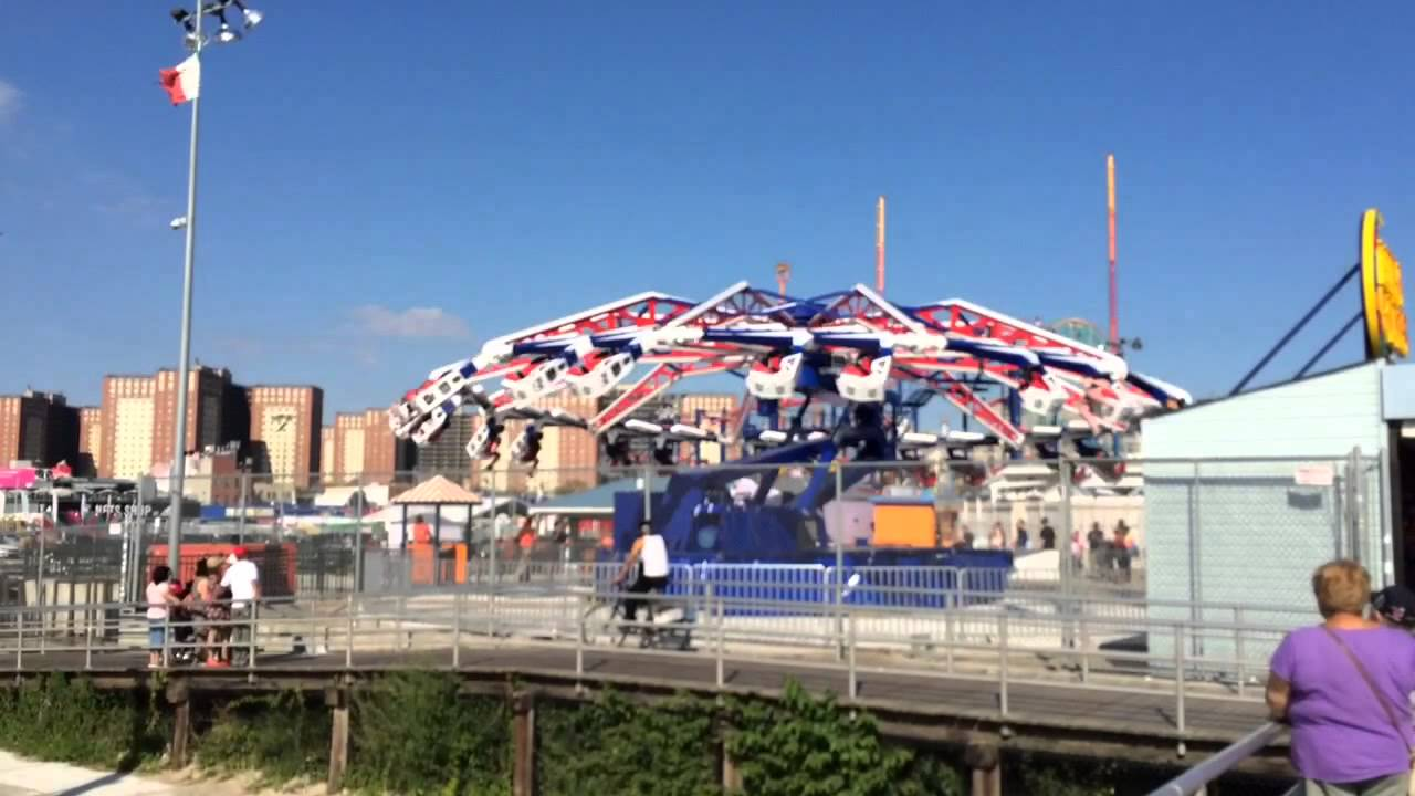 Coney Island Rides S