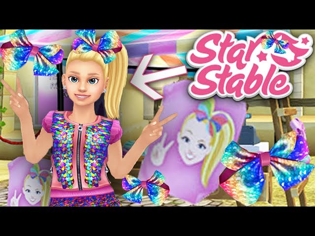 Jojo Siwa Bow Hunting Event! | Star Stable Online