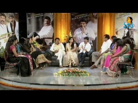 Balakrishna Legend Movie Team Success Meet