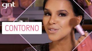 Aprenda a fazer o contorno da maquiagem sem mistérios | Se Arrume Comigo | Beleza | Mariana Rios