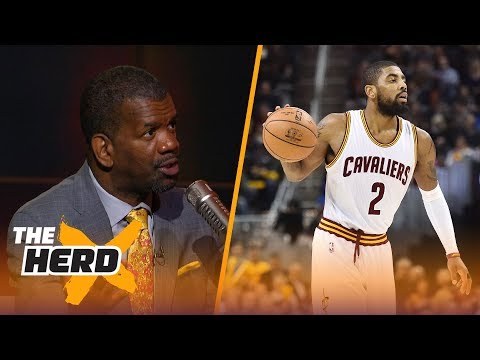LeBron reportedly wanted Kyrie for CP3 trade 2 years ago - is this why he wants out?   THE HERD