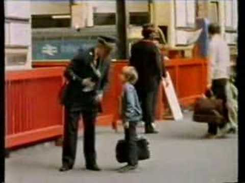 British Rail - Intercity - I Can Help - UK Advert