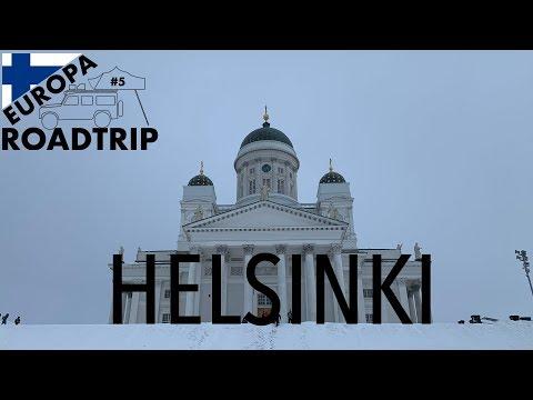 Helsinki - Europa Roadtrip 2019